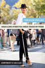 Salvatore Ferragamo bag - Isabel Marant heels