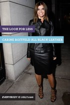 The Look for Less - Carine Roitfeld