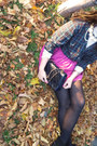 Ralph-lauren-boots-bcbgmaxazria-sweater-ralph-lauren-shirt-chanel-bag
