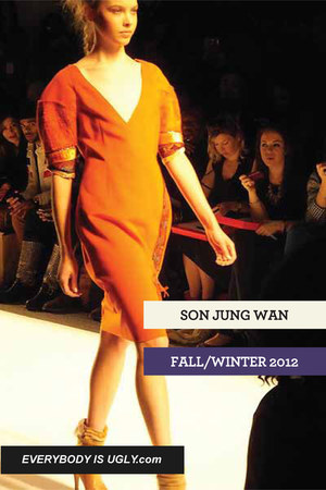 Son Jung Wan dress