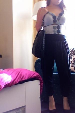 Topshop top - supre pants - accessories - Club Marc