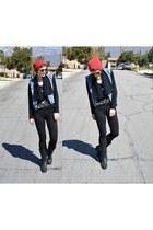 black black boots Frye boots - black jeggings American Eagle jeans