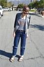 Blue-boyfriend-jeans-wrangler-jeans-black-motorcycle-forever-21-jacket