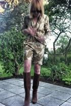camel camoublazer upper palatinate rocks blazer - bronze hm boots