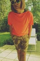 carrot orange jersey upper palatinate rocks t-shirt
