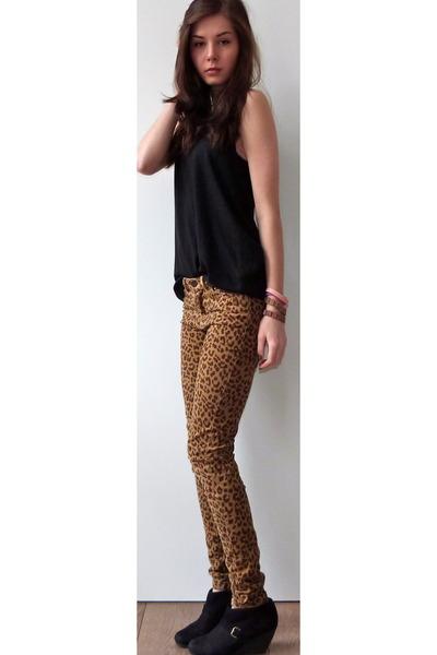 soft Zara jeans
