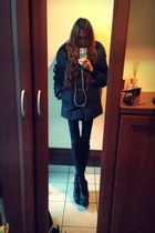 R&E boots - vivienne westwood jacket - EVES pants