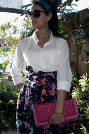 blouse - Target skirt