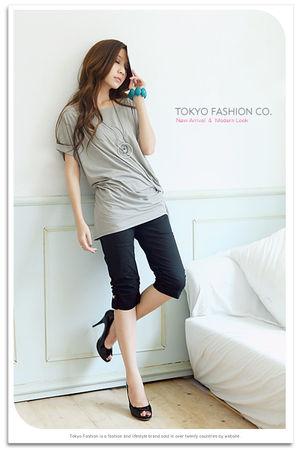 gray Tokyo Fashion shirt