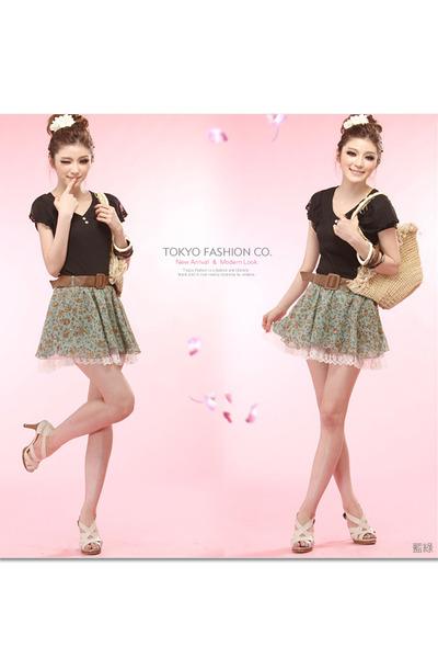 Green-tokyo-fashion-skirt