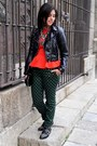 Stradivarius-boots-h-m-jacket-zara-necklace-primark-top-zara-pants