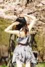 Heather-gray-snake-print-stylestalker-dress-black-chloe-sunglasses-brown-ral