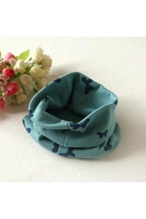 Pink Blue India scarf