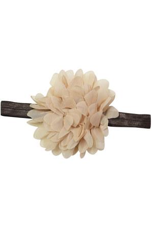 tan hair accessory - hair accessory - accessories