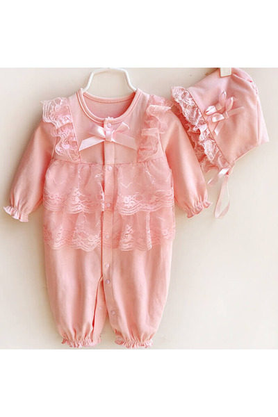 Pink Blue India Rompers | U0026quot;Baby Girl Romper Set Designer Clothesu0026quot; By Pinkblueindia | Chictopia
