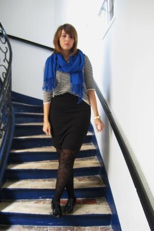 American Apparel skirt - Comptoir des Cotonniers top