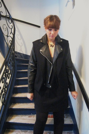 See by Chloe dress - VANESSA BRUNO jacket