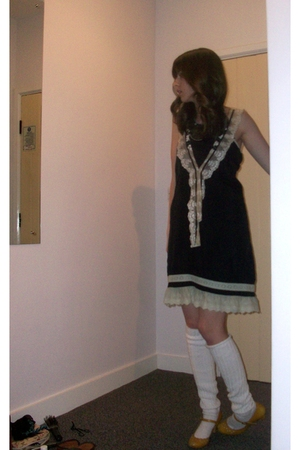 Bolongaro Trevor dress - No label socks - Urban Outfitters necklace - Topshop sh