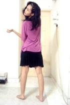top - Lilys skirt - diva