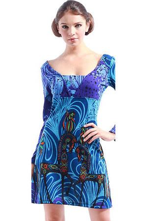 Pam & Arch London dress
