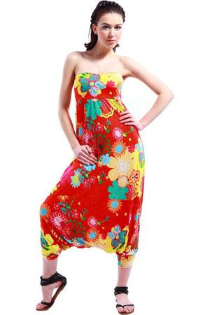 summer playsuit Pam & Arch London dress