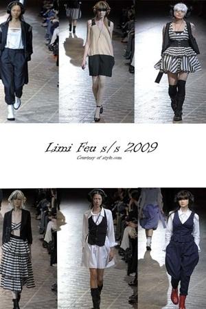 Limi Feu s/s 2009