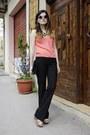 Black-leopard-print-cortefiel-bag-beige-topshop-heels