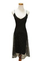 black Betsey Johnson dress