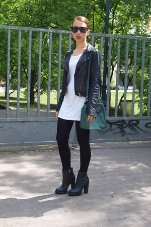 Office shoes - Zara bag - H&M sunglasses