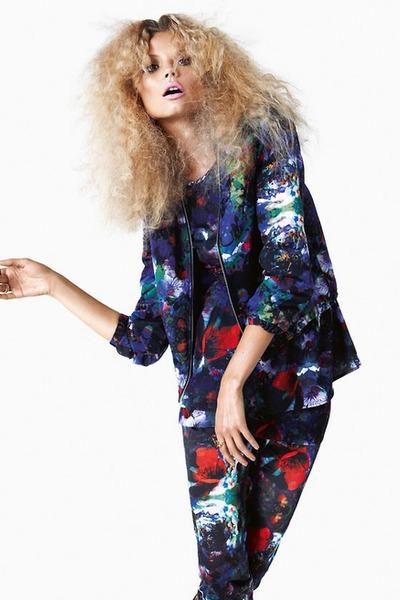 H&M jacket - H&M shirt - H&M pants
