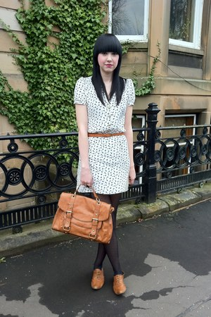 Topshop dress - vintage ring