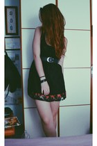 lace Bershka dress