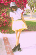 forever 21 skirt - accessories