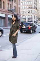 Potissi bracelet - Carpe Denim jeans - Topshop jacket - Chloe bag