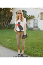 cat Jason Wu for Target t-shirt - Shiekh heels