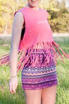 finepouline top - aztec bodycon finepouline skirt