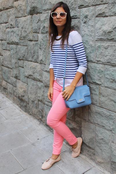 Zara shoes - Misako bag - Forever 21 pants