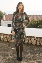 Local store dress - Marypaz heels