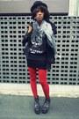 Star-design-jeffrey-campbell-boots-bb-dakota-jacket-glad-news-sweater