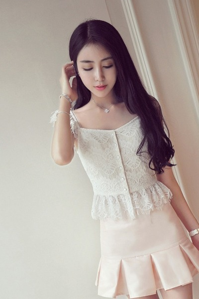 top evintagelife blouse