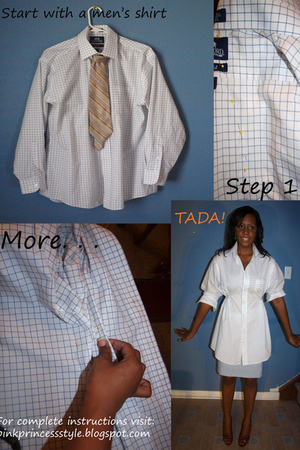 DIY Men's Shirt