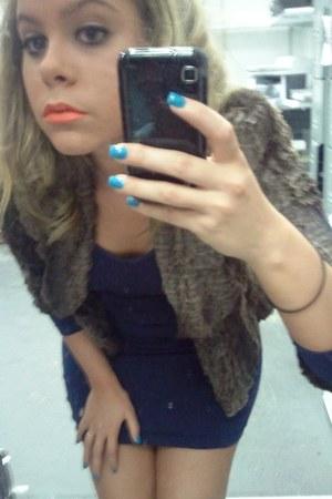 Bebe dress - Bebe blazer