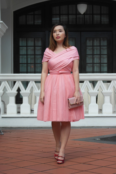 Infinity Dress Styles