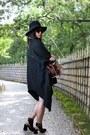 Zara-boots-forever-21-hat-vintage-dooney-bourke-bag