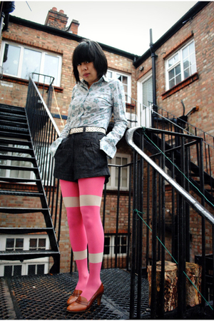 pink House of Holland tights