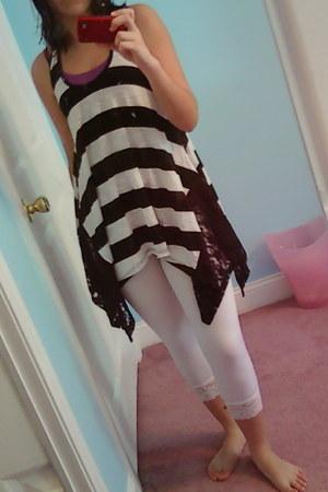 tunic mandees shirt - leggings mandees pants