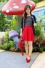 Black-stradivarius-blazer-red-31-phillip-lim-bag-black-zara-top