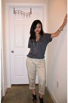 Express shirt - Express pants - Colin Stuart shoes - f21 necklace