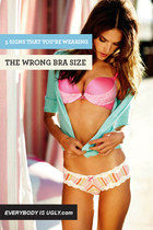 Bra Size: 5 Signs You're Not Wearing the Right One
