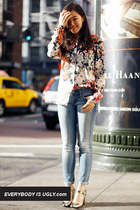 5 Chic Ways to Wear Your Jeans This Spring